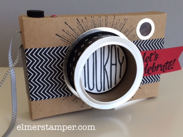 Camera Gift Card Package by Kristin Kortonick