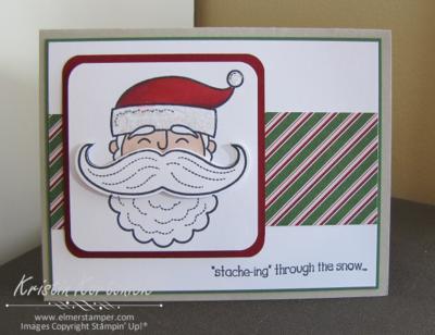 Santa-Stache