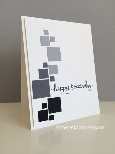 May 2016 - Stampers Dozen Hop - Endless Birthday Wishes