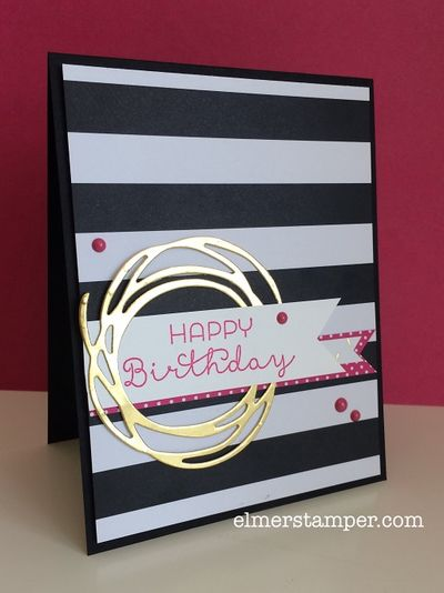 Pop of Pink and Cottage Greetings