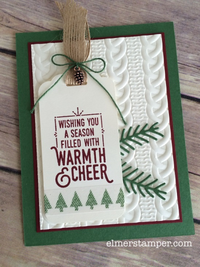 Cruise Achievers Swap - Wrapped in Warmth Holiday Catalog Sneak Peek by Kristin Kortonick
