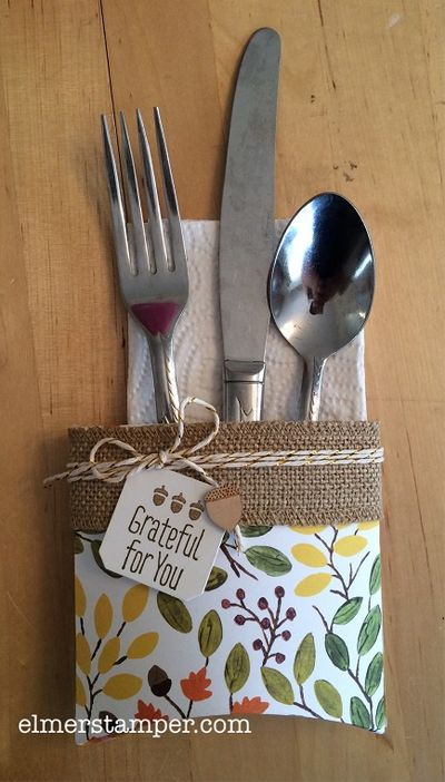 Fall-Placesetting